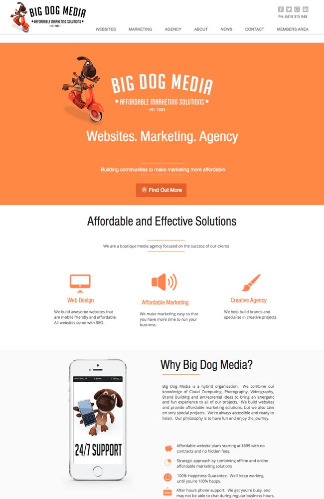 Australisn websites showcase2