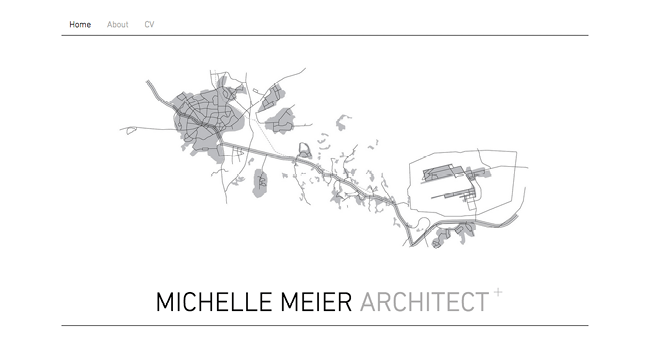 Architect Portfolio Template