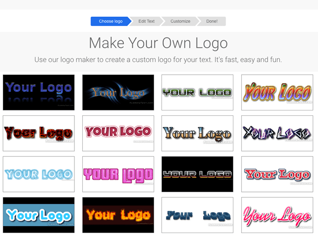 How to design my own logo for free