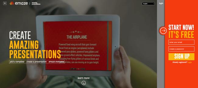 emaze Online Presentation Software – Create Amazing Presentations copy