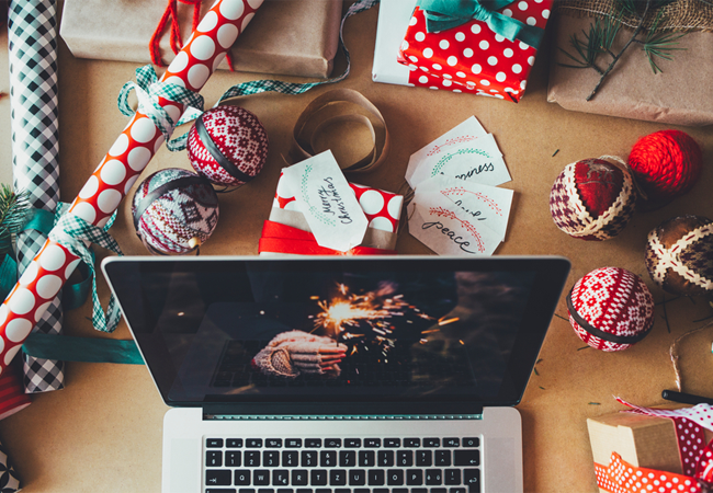Send Clients a Knockout Holiday Greeting in Literally 2 Minutes!