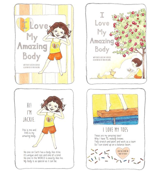 I Love My Amazing Books
