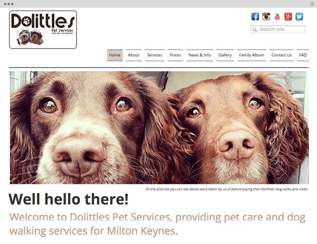 Dolittles Pet Services
