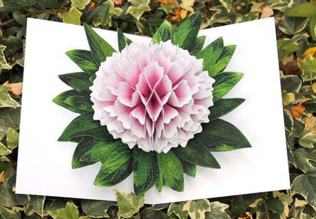 flower diy paper
