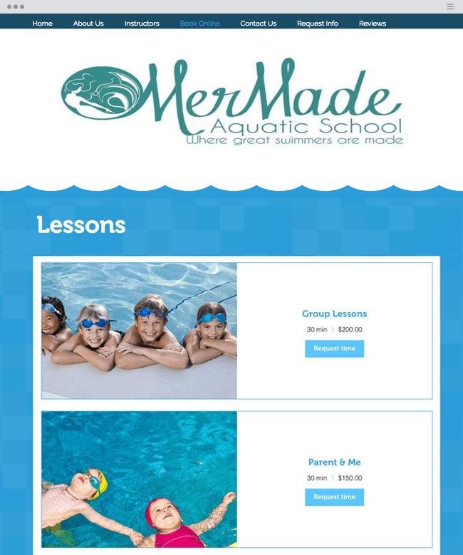 MerMade Aquatics School_site