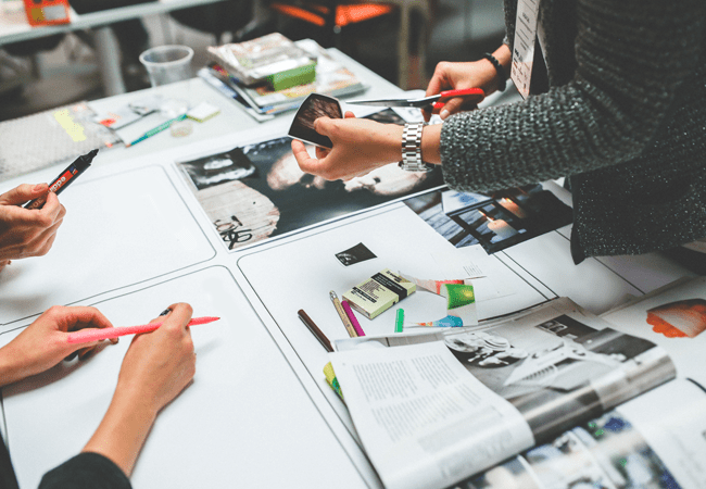 Design Tips for Start-Ups without a Full-Time Designer