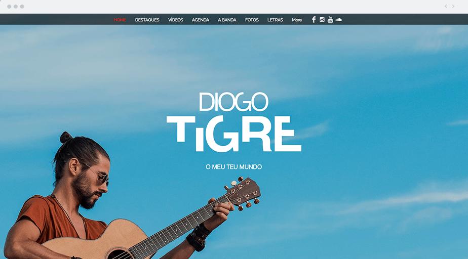 diogo tigre