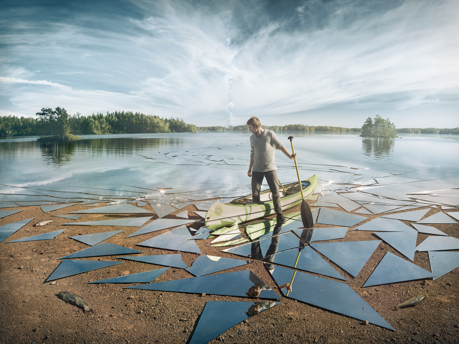 Erik Johansson Photo
