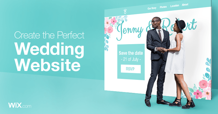 How To Create The Perfect Wedding Website
