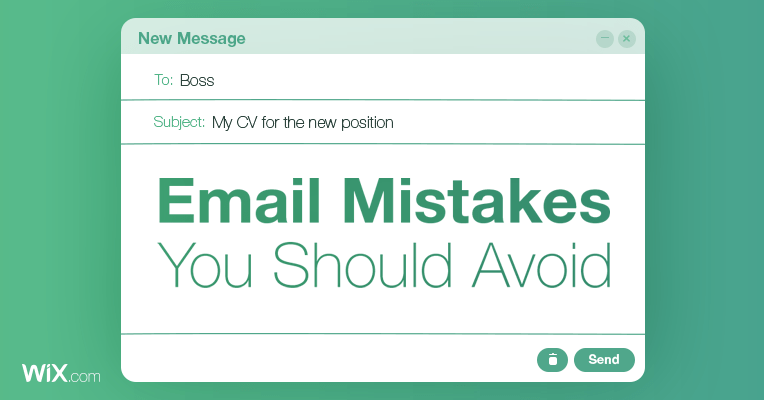 10 email mistakes you should avoid at all cost