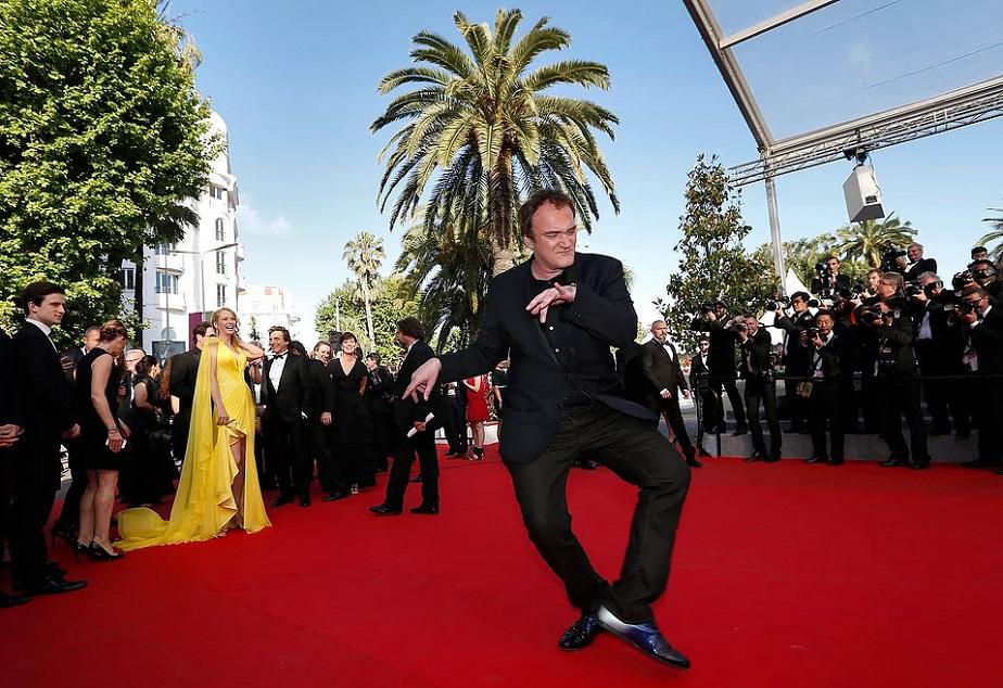 Tarantino Dancing - Wix Photography