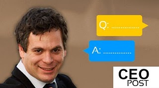 Wix CEO Avishai Abrahami