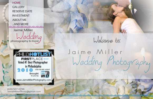 Wix SEO Clinic Jamie Miller Wedding Photography
