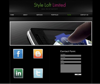 Wix Website Reviews: Style Loft 4