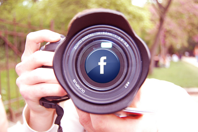 Facebook's Big Picture Blessing or Curse Photo By naixn