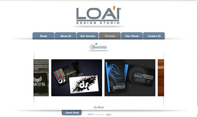 Wix Web Design Review - Loai Bassam