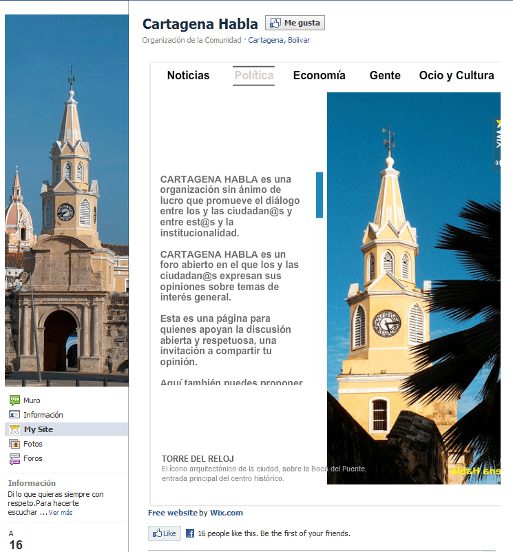 Cartagena Habla