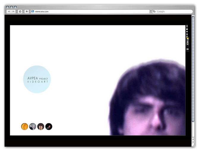 AVPEA Project VideoArt