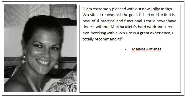 Maina's Testimonial