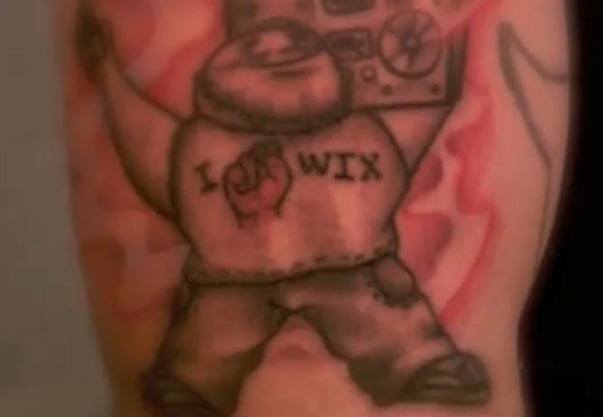 Wix Tattoo