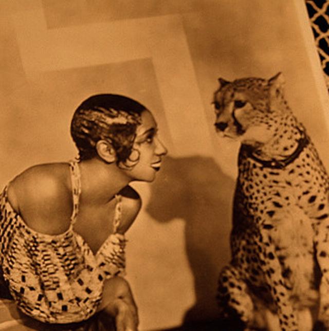 Josephine Baker Hair