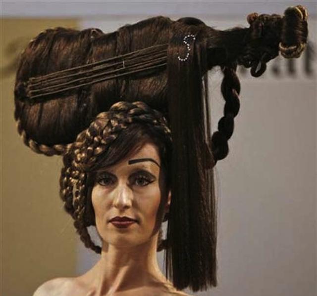 Violin Hair
