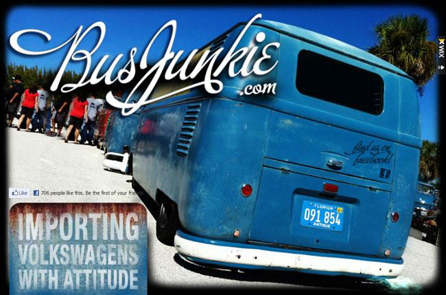 Bus Junkie