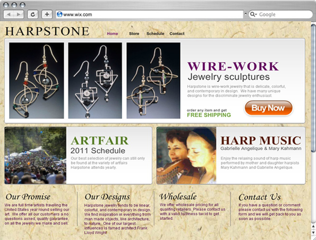 Own It! Harpstone