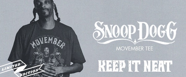 SnoopDog Movember