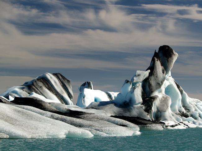 Glaciar del Polo Norte