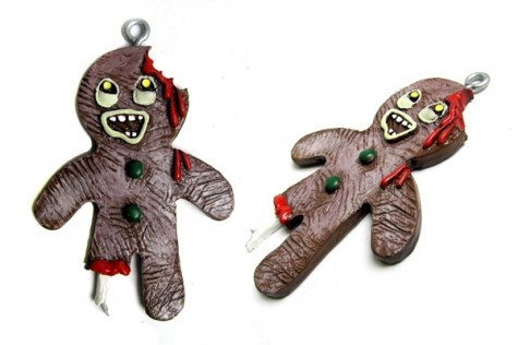 Gingerbread-Zombie-Christmas-Ornament