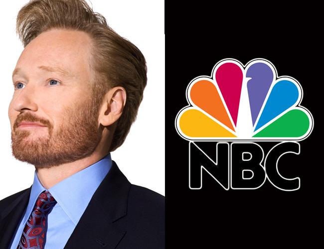 Conan O'Brien vs NBC