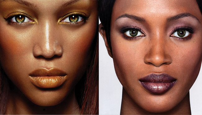 Naomi Campbell vs Tyra Banks