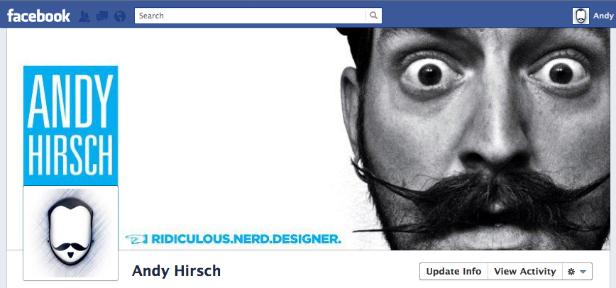 Andy Hirsch facebook timeline