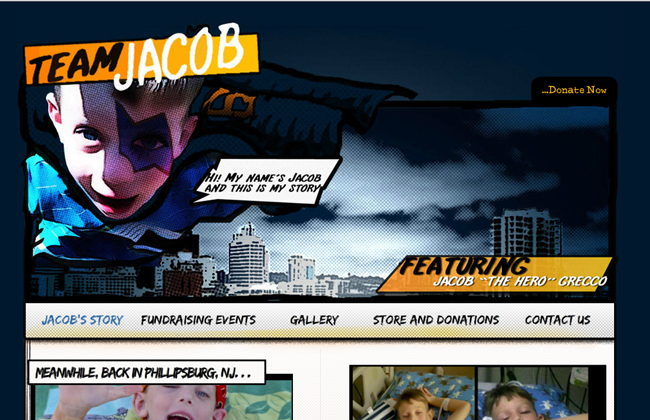 team jacob website