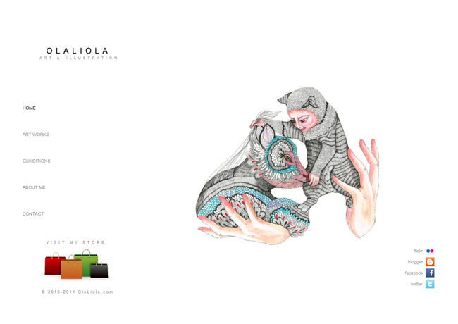 olaliola website
