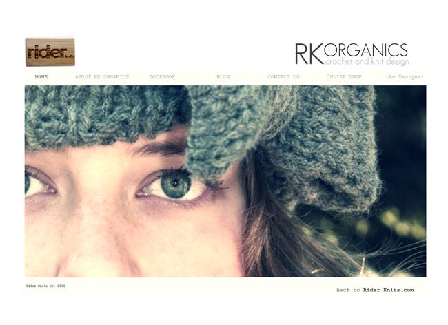 R K Organics website