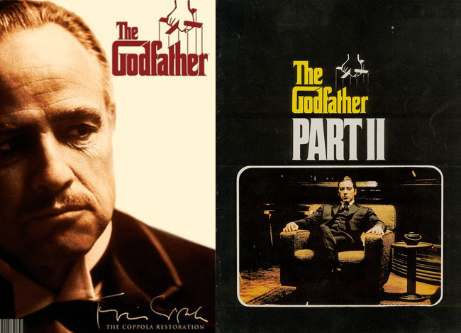 """Godfather"" & ""Godfather II"""