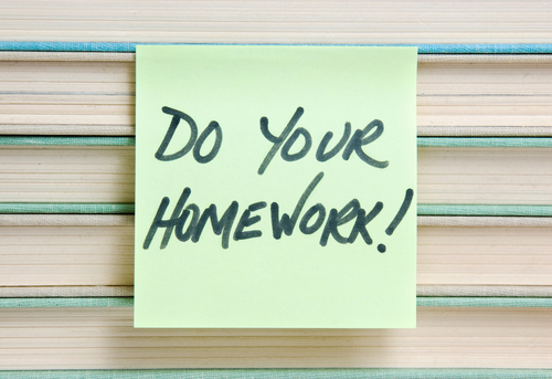 do your homework note
