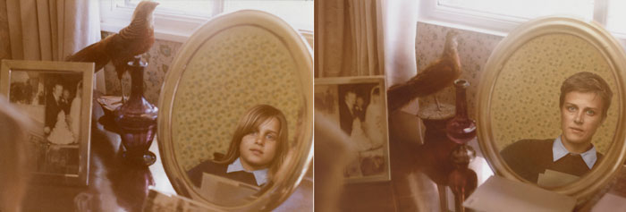 Maria Jose 1983 & 2011 Buenos Aires