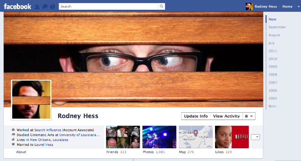 Showcase Great Facebook Timeline Cover Photos
