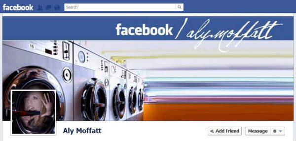 Aly Moffatt - Timeline design