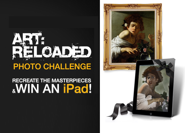 Art: Reloaded Photo Challenge
