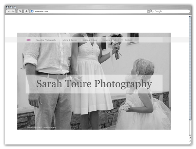 Sarah Toure Photography