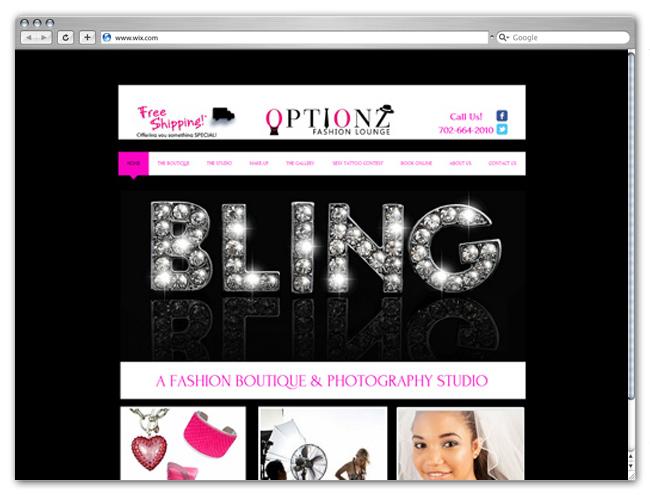 Optionz Fashion Lounge