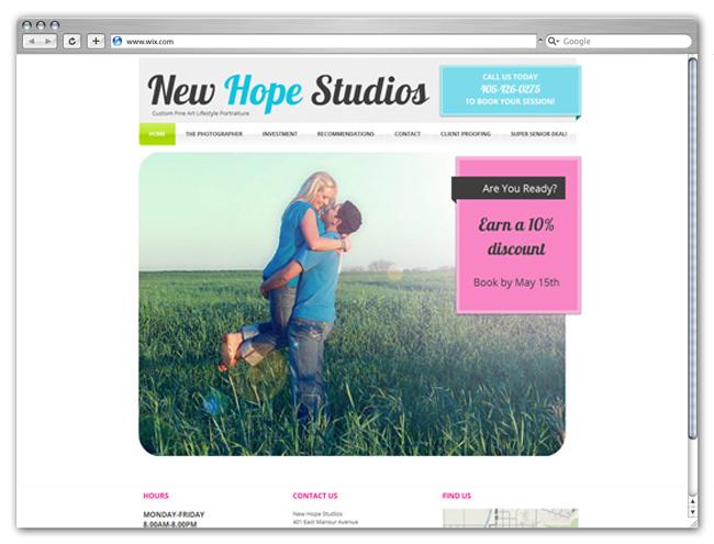 New Hope Studios