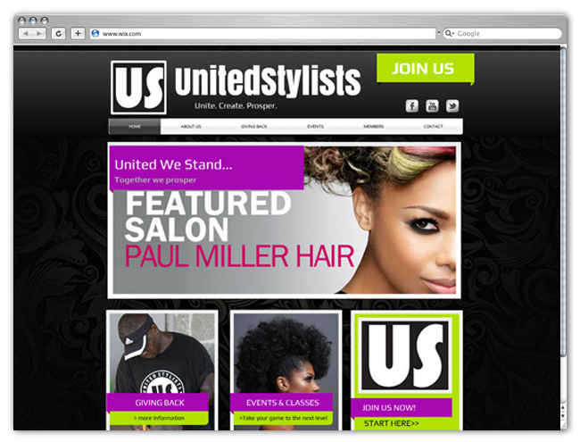 United Stylists