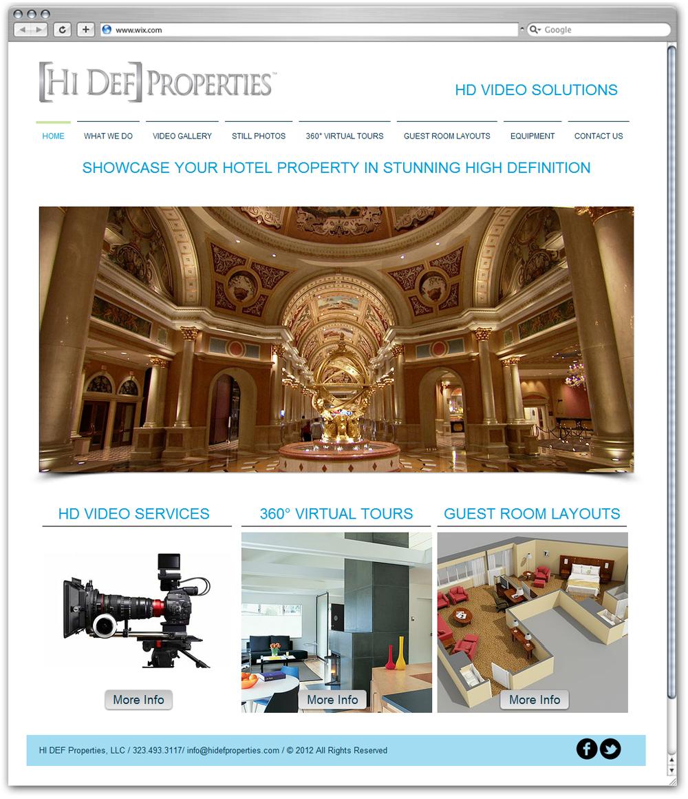 HiDef Properties