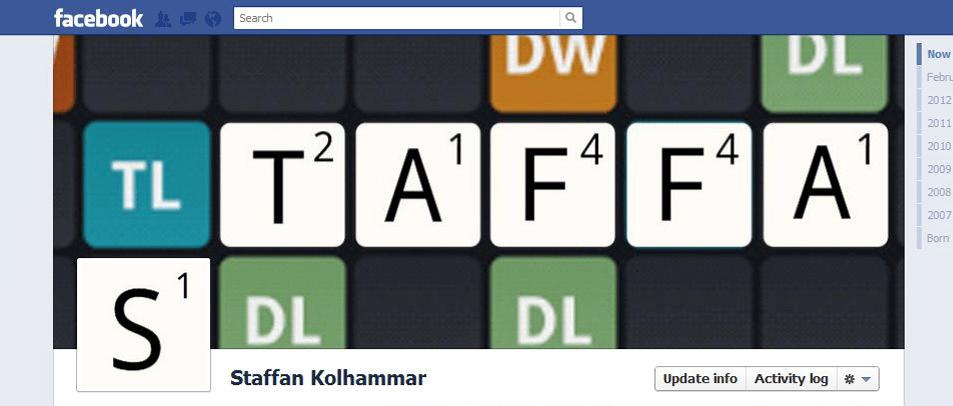 Staffan Kolhammar facebook cover photo
