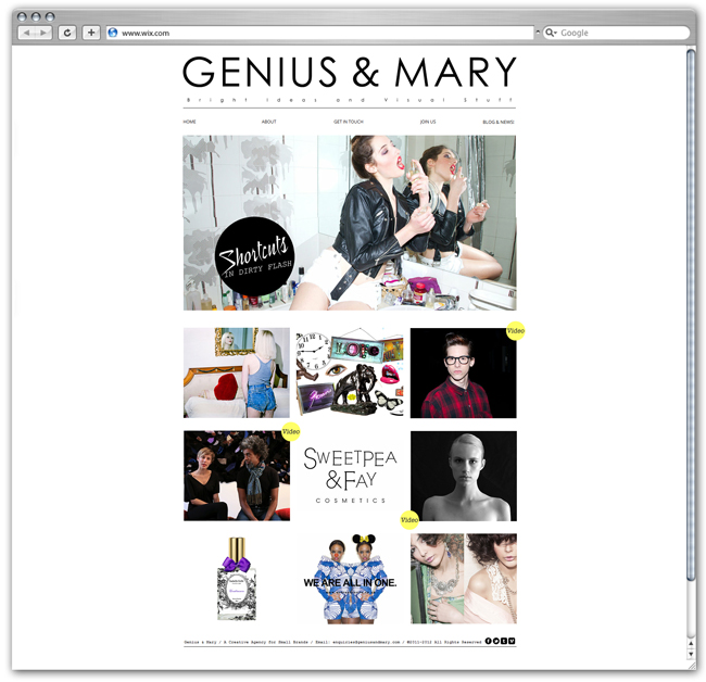 Genius & Mary